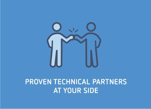 proven technical partners at your side